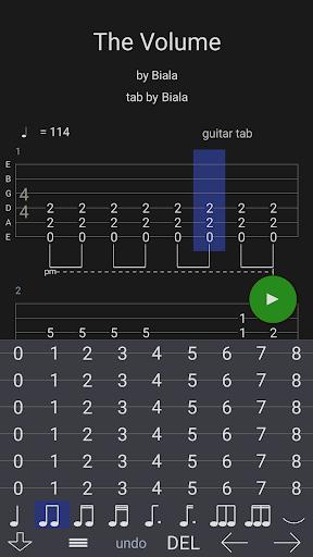 Guitar Tabs X 4.08 screenshots 19