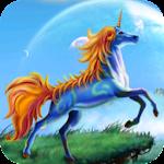 Magical Unicorn Dash Icon