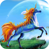 Magical Unicorn Dash
