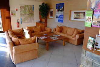 Photo: Espace accueil de la résidence le Clos des Fontaneilles