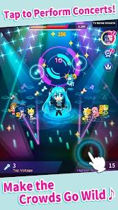 Hatsune Miku – Tap Wonder MOD Apk 1.0.1 (Unlimited Purchases) 2