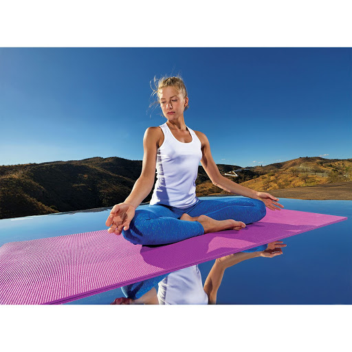 Yoga And Fitness Mat