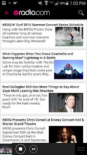 Radio.com screenshot 05