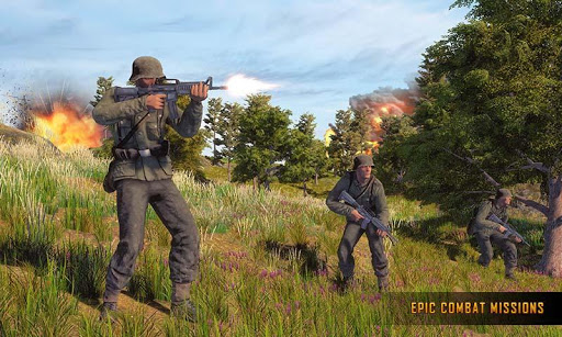 US Army Commando Battleground Survival Mission Apk 2