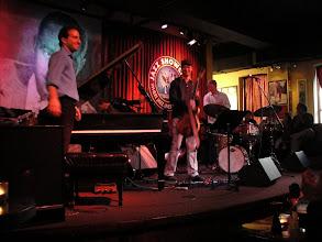Photo: Aaron Goldberg, Ben Street, Kurt Rosenwinkel and Ted Poor