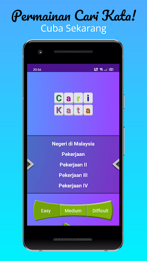 Cari Kata Bahasa Melayu 2020 1.0.12 screenshots 1
