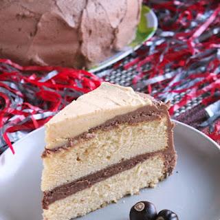 BUCKEYE CAKE.