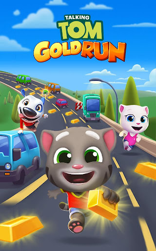 Talking Tom Gold Run 4.6.1.742 screenshots 24