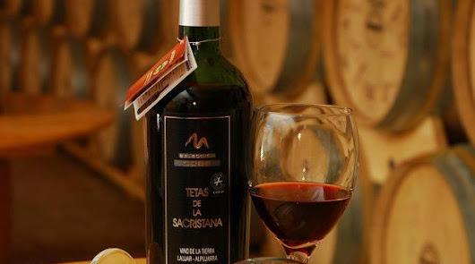 Tetas de la Sacristana, el éxito de los vinos producidos en la Alpujarra