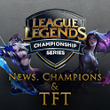 LCS & TFT Guide League of Legends Mobile Champions icon