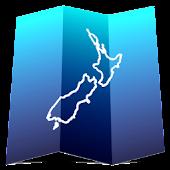 Aqua Map New Zealand GPS
