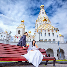 Wedding photographer Dmitriy Shershulskiy (Shershn). Photo of 04.02.2014