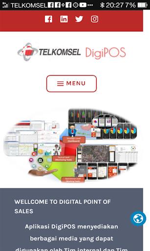 DigiPOS Outlet & Salesforce 1.0 screenshots 3