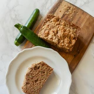 Crumb Topped Zucchini Bread