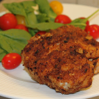 Gluten Free Panko Crusted Pork Chops