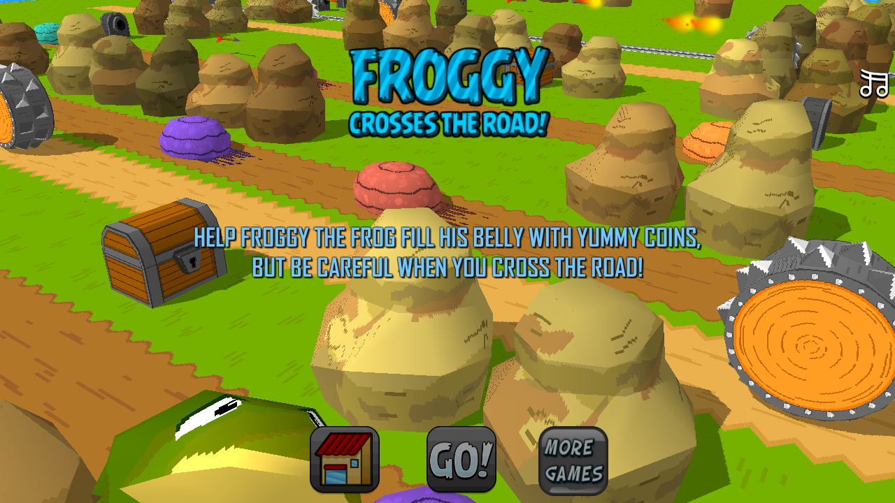 Bitcoin Froggy- screenshot