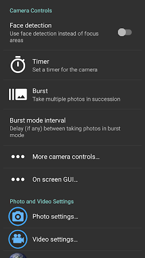 Free Camera 4.7 screenshots 2