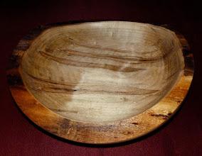 Photo: ambrosia maple bread server