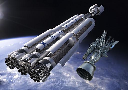 Space X, caractéristiques du Falcon 9