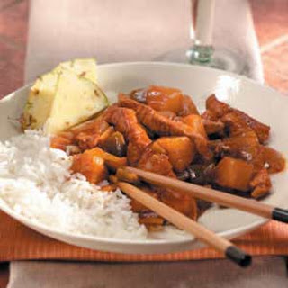 Slow-Cooked Sweet 'n' Sour Pork.