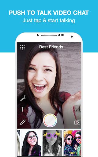 Push-to-Talk Video Chat screenshot 9