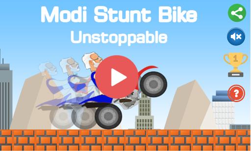 Modi Stunt Bike Race