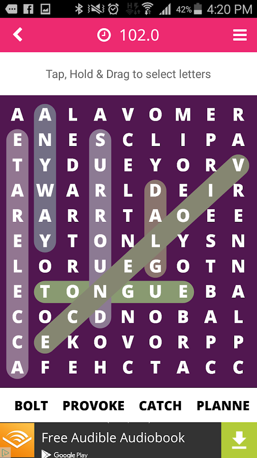 Letter Word Radon