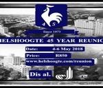 Helshoogte 45 Year Reunion : Helshoogte