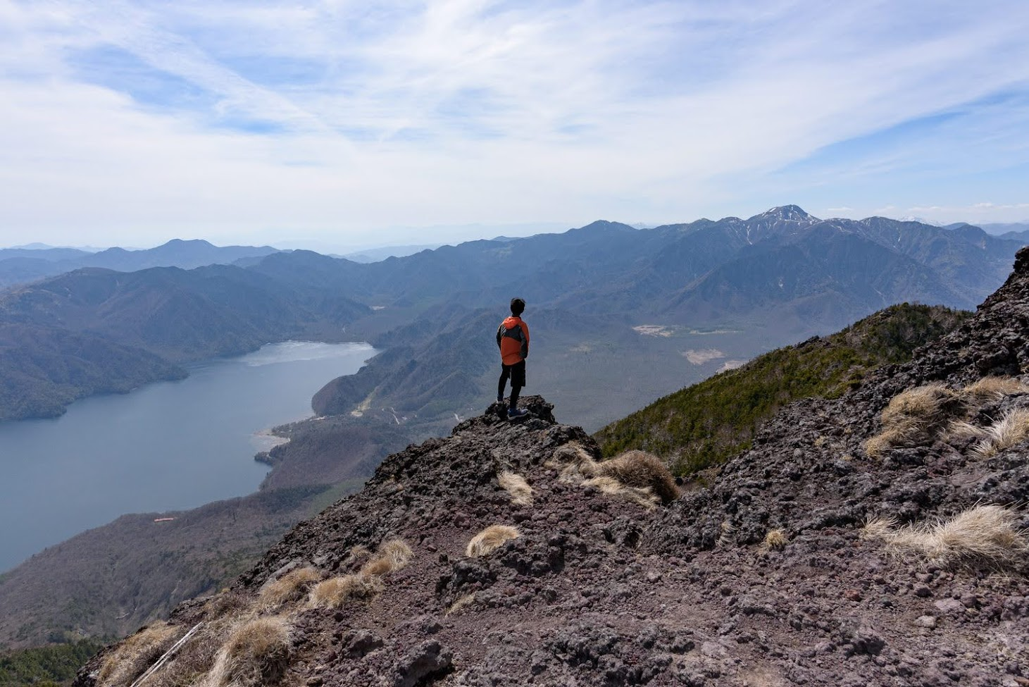 【旅17日目】華厳の滝と栃木の名峰「男体山」登山からのゲストハウスでのBBQ!