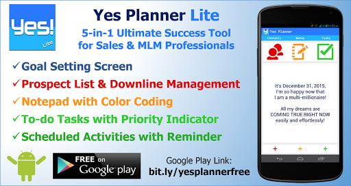 Yes Planner Lite