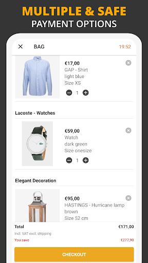 Zalando Lounge - Shopping Club  screenshots 4