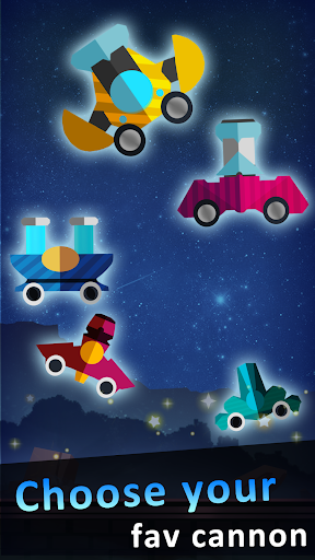 Bounce Star Blast - Free shooting ball game  captures d'écran 1