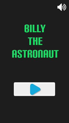 Billy The Astronaut