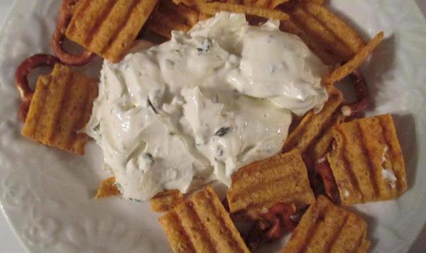 Vanilla Bean Cream Cheese Dip Recipe