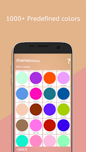 Theme Galaxy – Theme Maker for Samsung Galaxy Apk 4