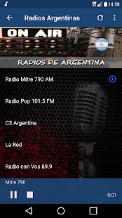 Argentina Radio Stations AM FM 3