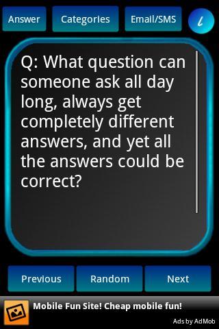Riddle This screenshot 1