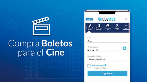 Recarga Saldo, Compra Cine, Paga CFE screenshots 2