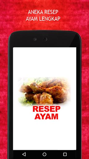 Aneka Resep Ayam Lengkap