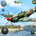 Jet War Fighting Shooting Strike: Air Combat Games icon