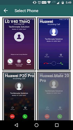 Call Assistant - Fake Call 4.8 screenshots 6
