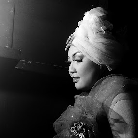 by Rahayu Fipro - Black & White Portraits & People