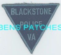 Photo: Blackstone Police