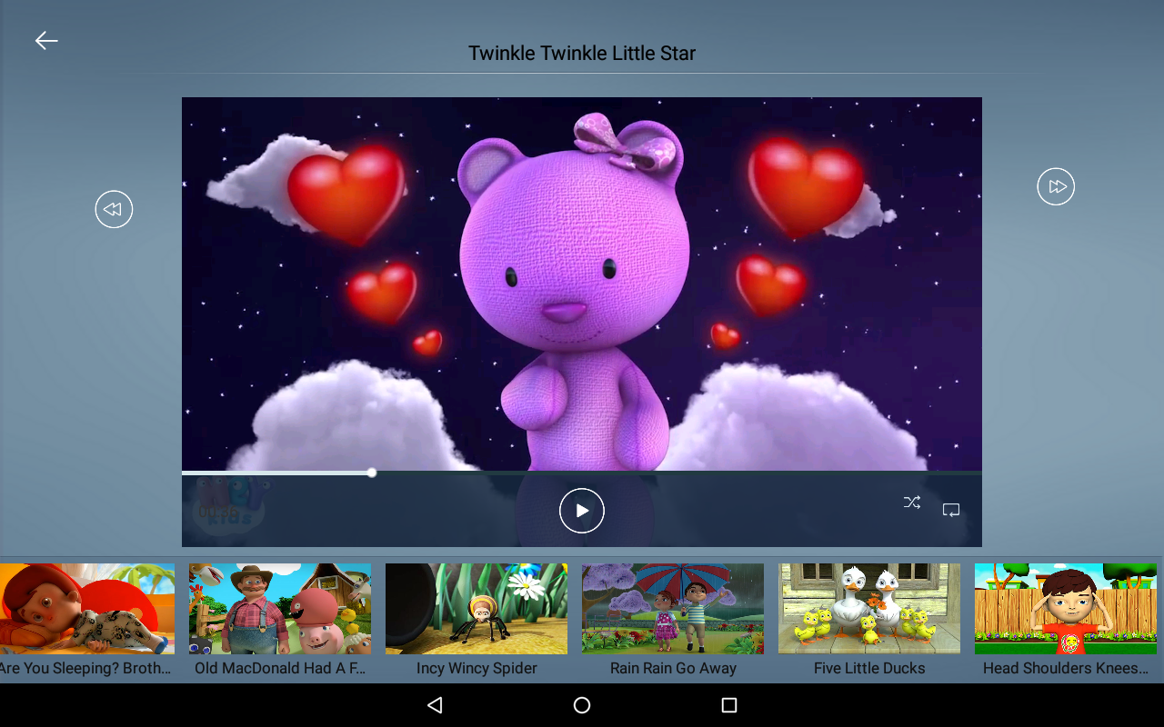 Nursery Rhymes Songs - HeyKids- screenshot