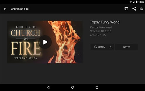 Calvary Chapel Oceanside- screenshot thumbnail