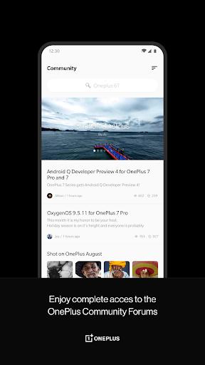 OnePlus Community 3.3.7.0.200601163248.fef2387 screenshots 1