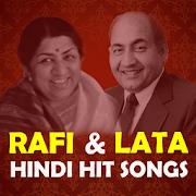 Rafi and Lata Hit Hindi Songs