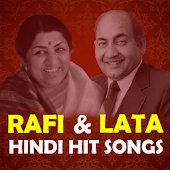 Rafi and Lata Hit Hindi Songs