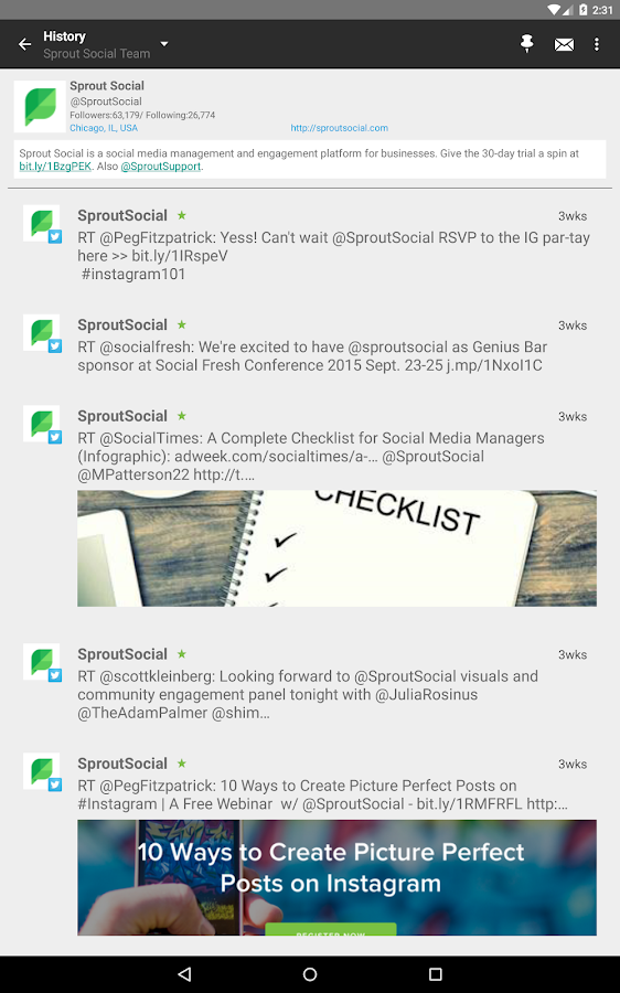 Sprout Social- screenshot