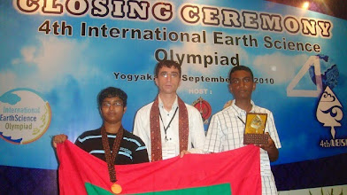 Photo: IESO- 2010 -Indonesia Bronze Medalist